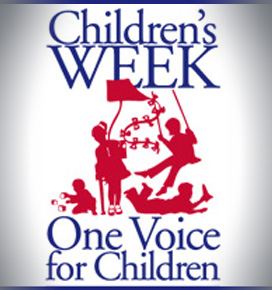 Children's Week logo
