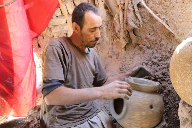 Aya - Pottery