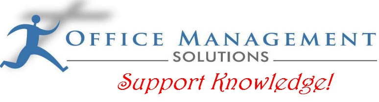 Office Management Solutions, Inc.