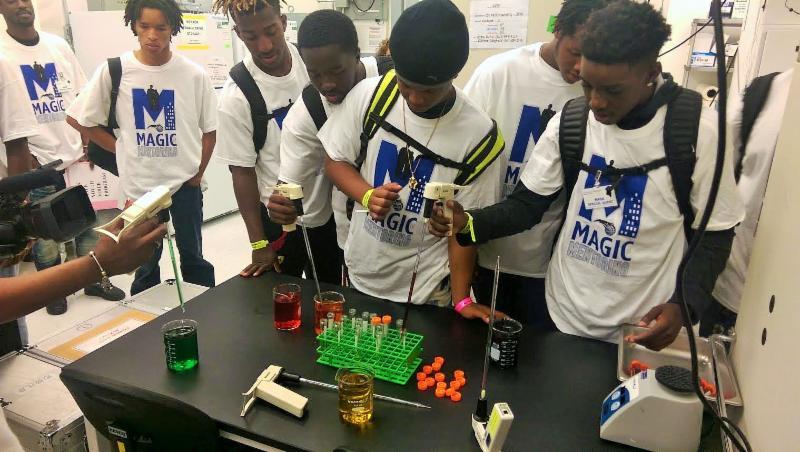 PKZ Students Visit Kennedy Space Center