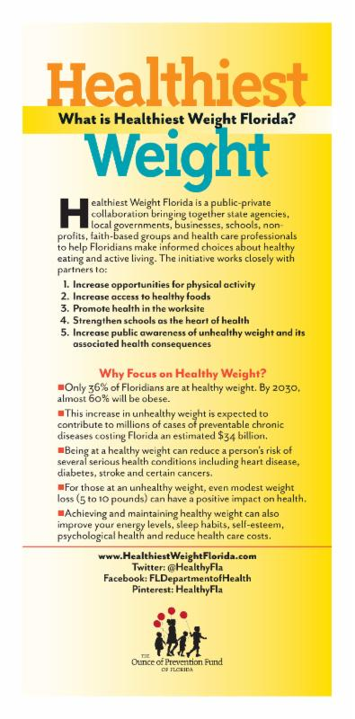 Healthiest Weight Florida
