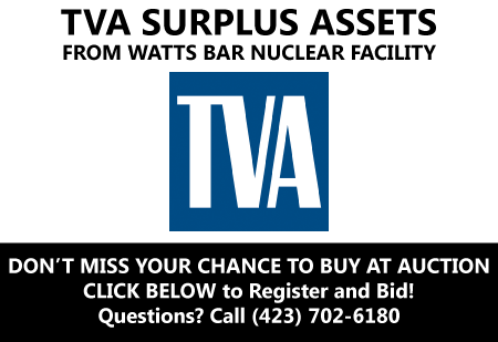 TVA Auction June 2016 Watts Bar