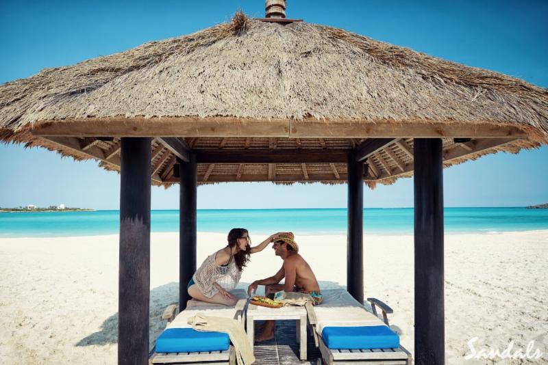 ALL-INCLUSIVE! 5-Star Sandals Emerald Bay Resort in Great