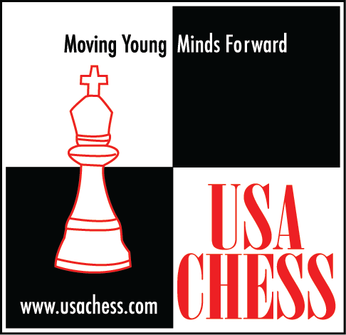 USA Chess Logo New