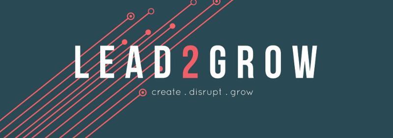 Lead2Grow 2019 Banner