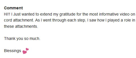 Releasing Attachment Testimonial.png