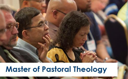 Master of Pastoral Theology