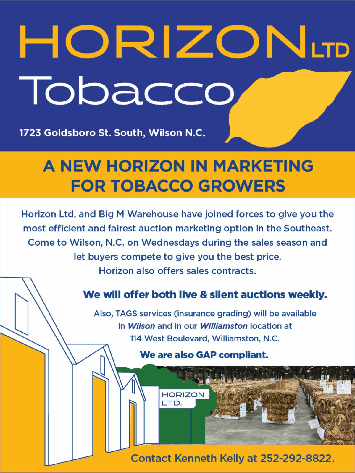 Tobacco Farmer Newsletter