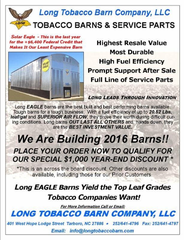 Barns _ Service Parts