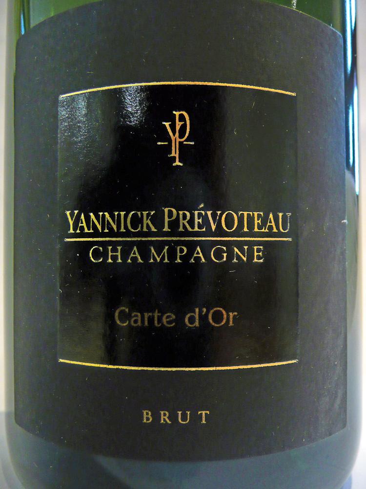 Yannick Prevoteau Champagne