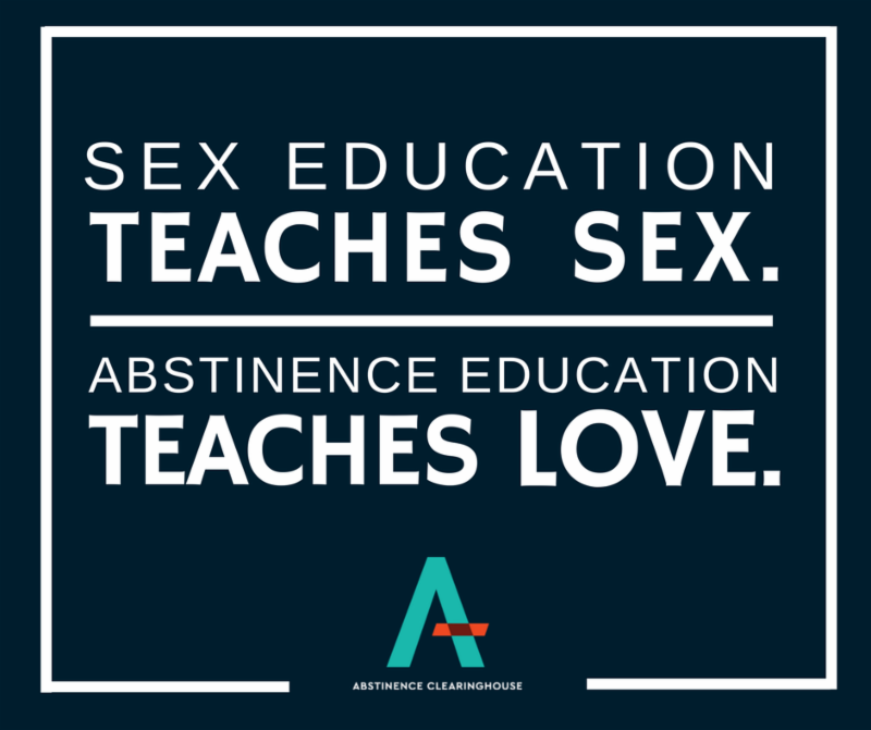 Sex ed abstinence plus