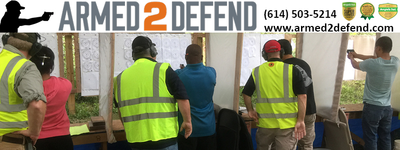 Armed2Defend Ohio CCW Training
