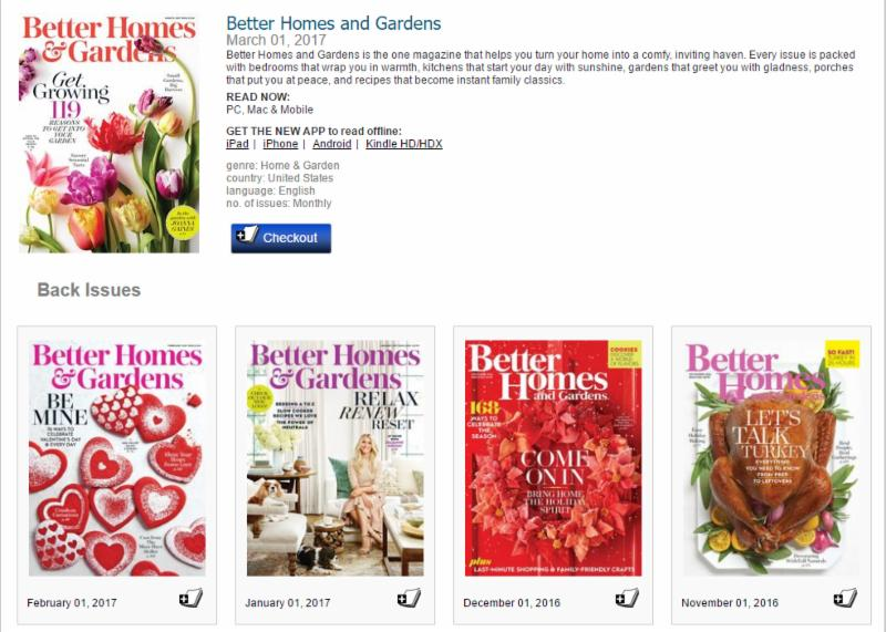 better homes - Better Homes And Gardens Past Issues