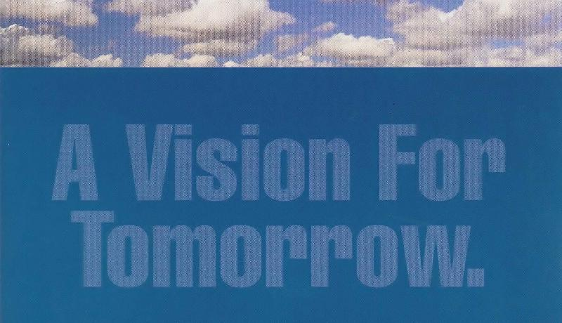 University Area Community Plan - A Vision for Tomorrow