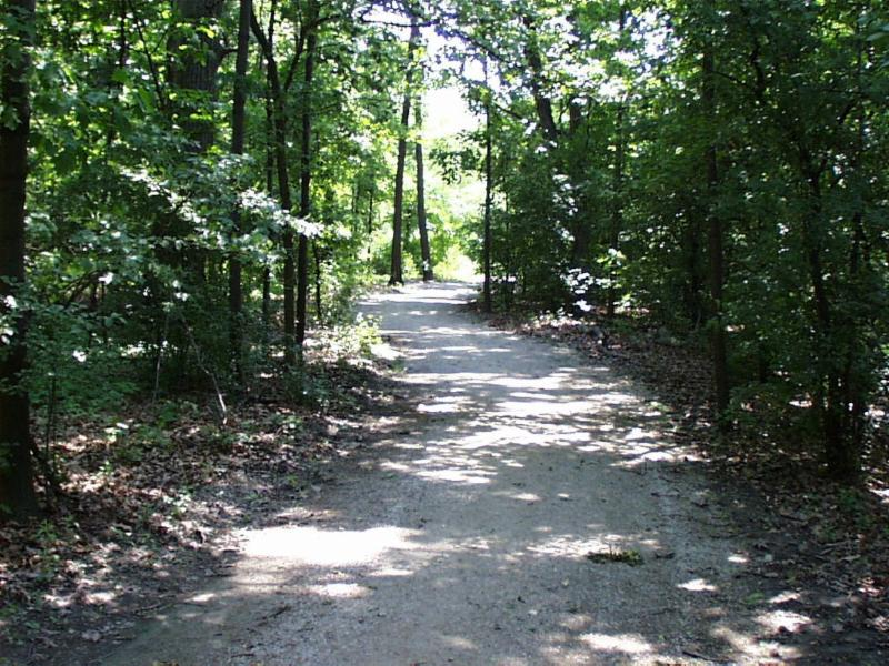Trail at W.W. Knight