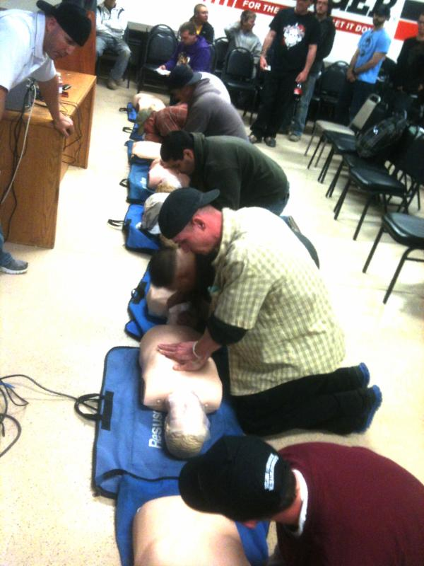 CPR_ AED _ First Aid Training