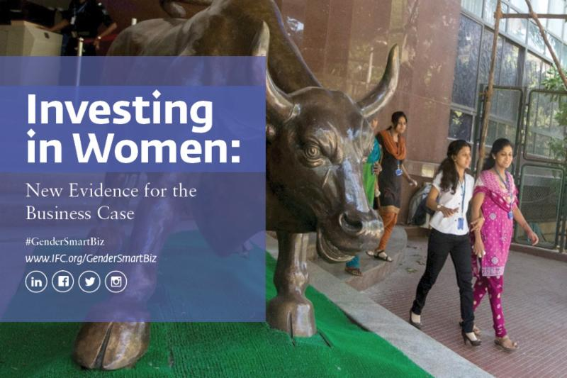 "Webinar Invitation: ""Investing in Women"""