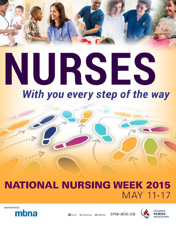 Nat'l Nurses Week 2015
