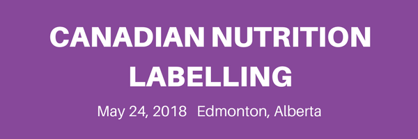 Canadian Nutrition Labelling