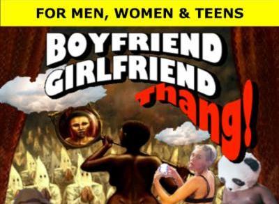 Boyfriend girlfriend thang