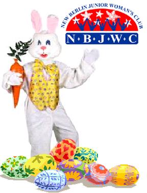 Egg Hunt Bunny logo