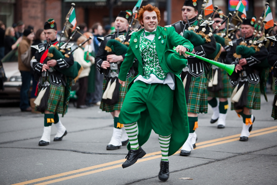 Image result for saint patrick day parade okc