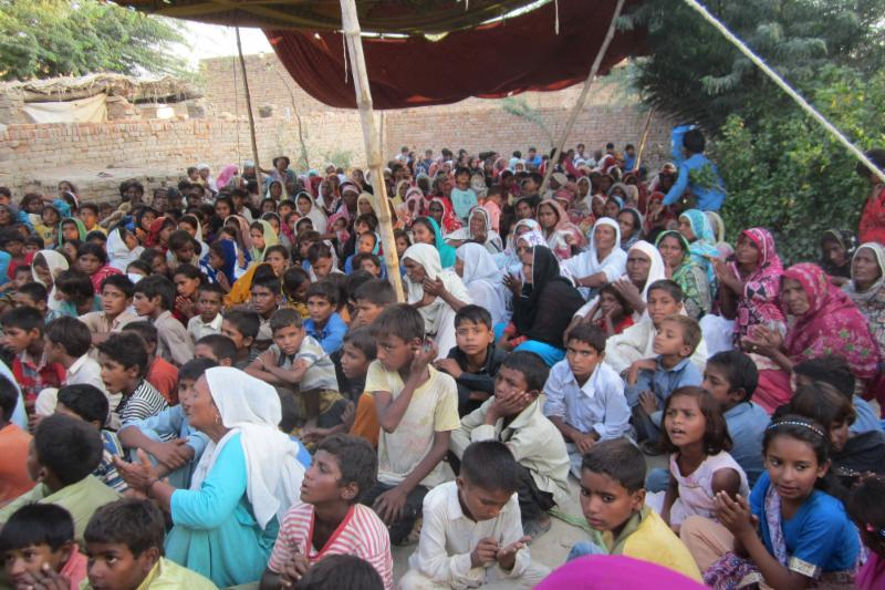 Preaching the Gospel in South Asia