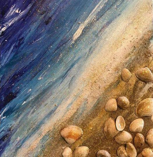 Shoreline Artwork