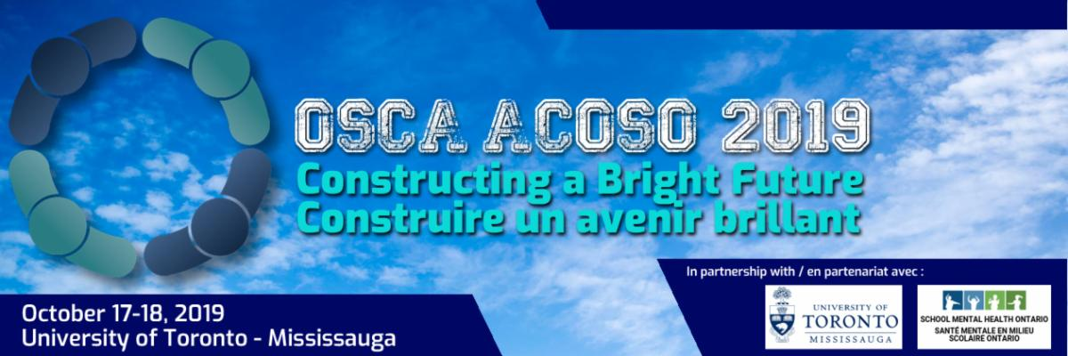 Banner for 2019 OSCA ACOCO Fall Conference