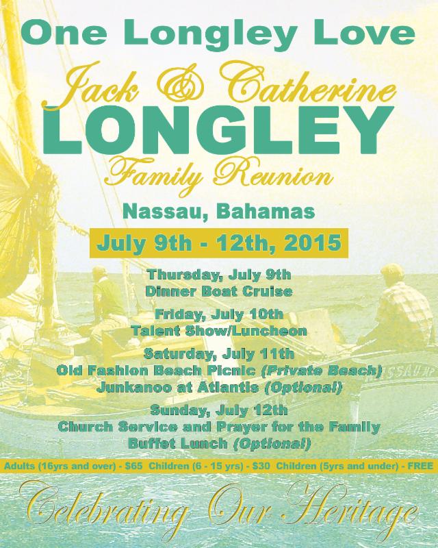 longley family reunion 2015