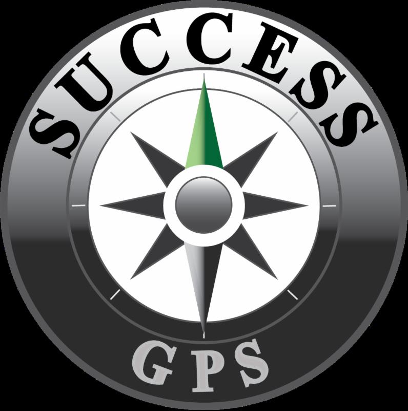 Success GPS logo disc