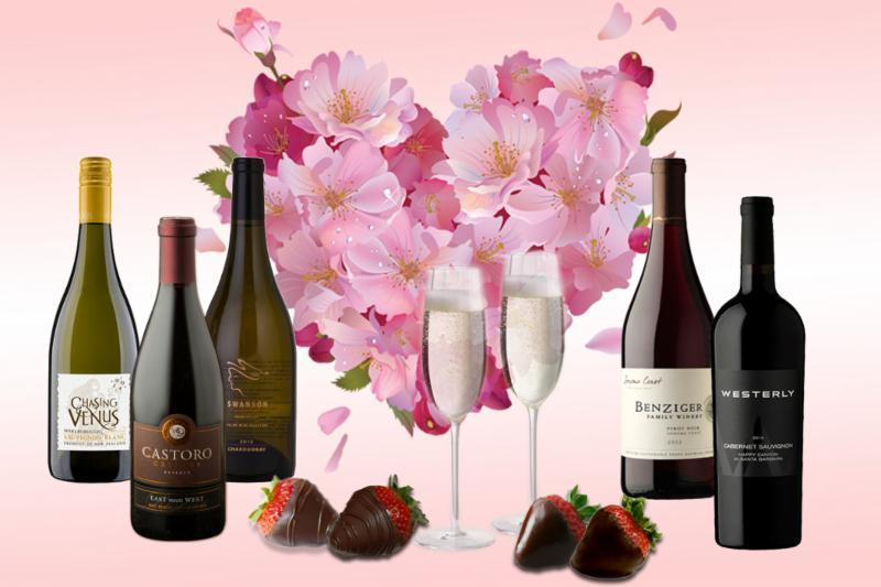 Mother's Day Wine Tasting on Thursday, May 11, 5:00-10:00pm