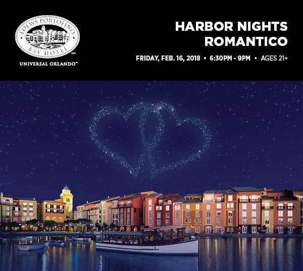 Harbor Nights Romantico