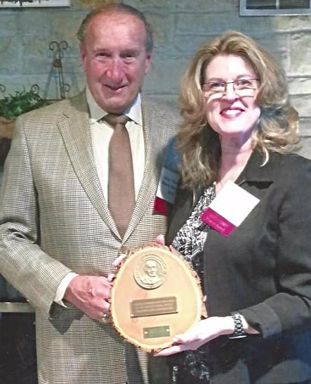 Atwood Award acceptance, April 2016