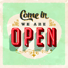 We are STILL OPEN!