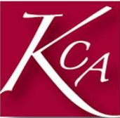 Red KCA Logo