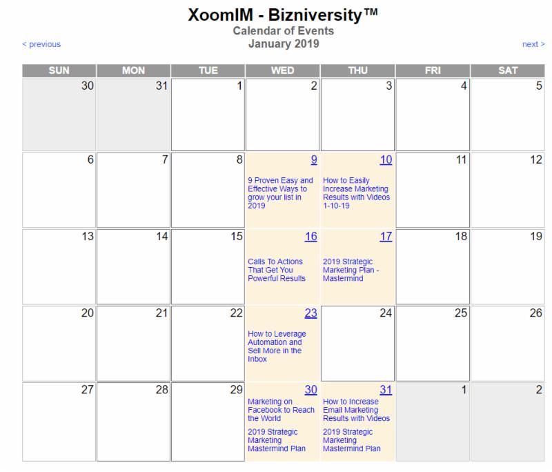 XoomIM-Bizniversity-Calendar-1-2019