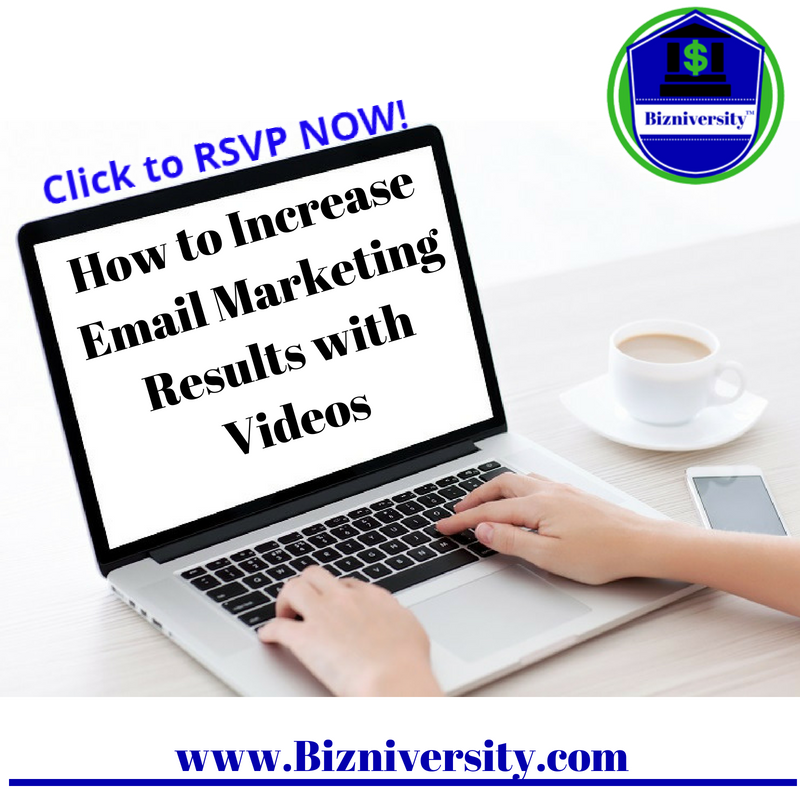 How to Increase Email Marketing Results with Videos