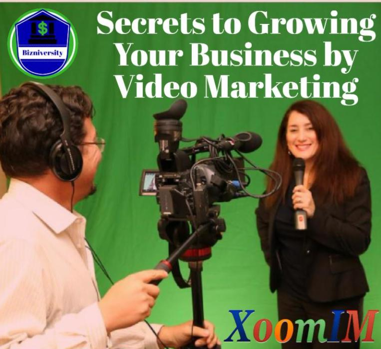 SecretsToGrowingYourBusinessByVideo