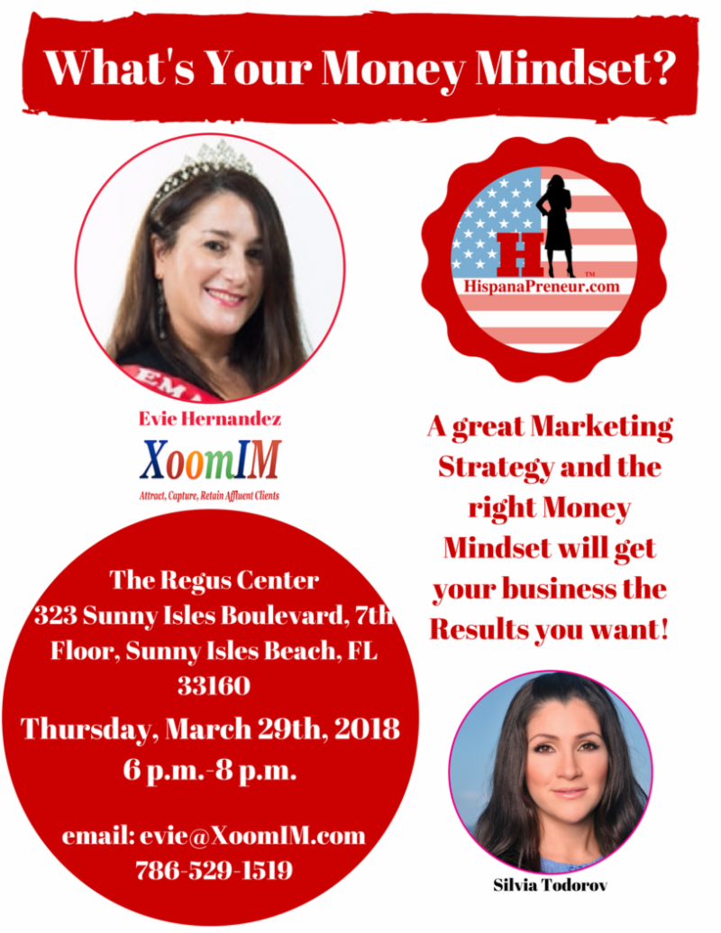 Mindset _ Marketing 2018 Flyer