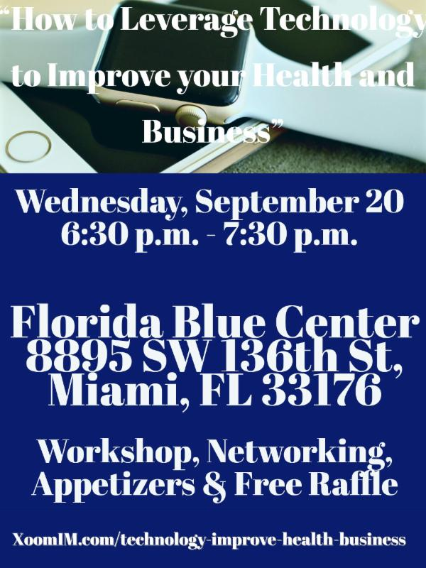 Florida Blue September 20