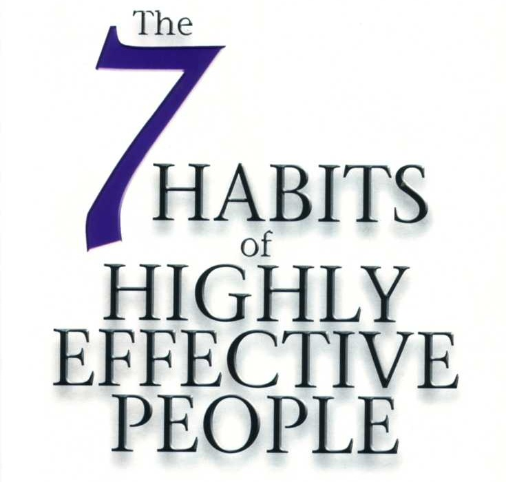 7 habits highly effective people authored steven covey boo Welcome to guerilla hr  i confess here that part of this blog was authored during a meeting  i didn't actually do the whole steven covey thing.