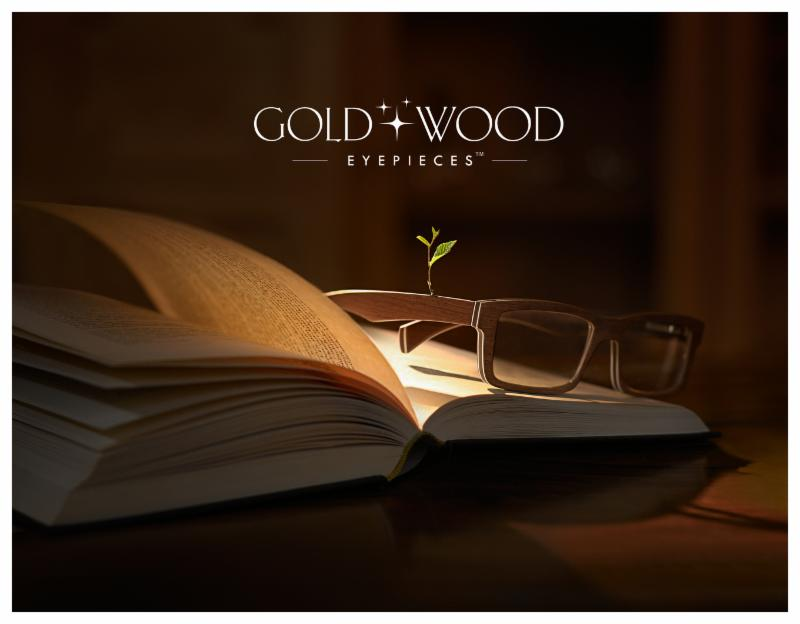46efe806be4d Urban Optiks Optometry Presents Gold   Wood Paris AND Tom Davies London