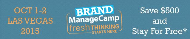 Brand ManageCamp 2015
