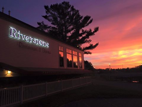 Riverstone Sunset