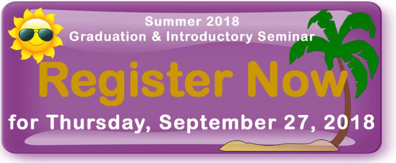 Register now for Thursday September 27