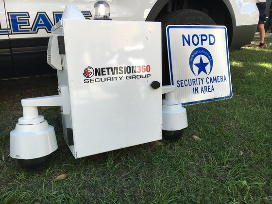 ICYMI: New NOPD patrol vehicle, security cameras add to