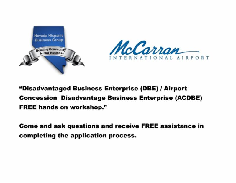 Nevada Hispanic Business Group \