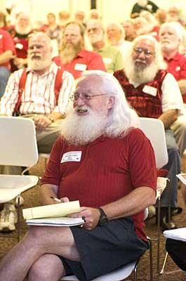 Santas in Class