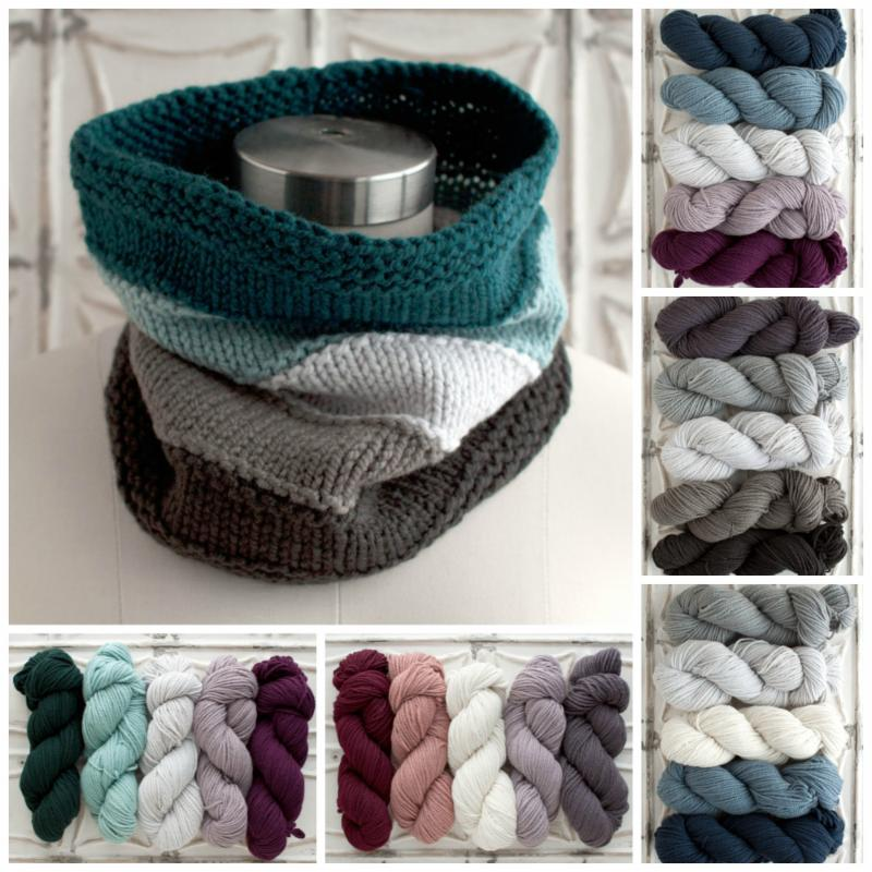 Blue Stone Bridge Cowl
